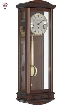 Billib Abbeydale Wall Clock with Walnut Finish