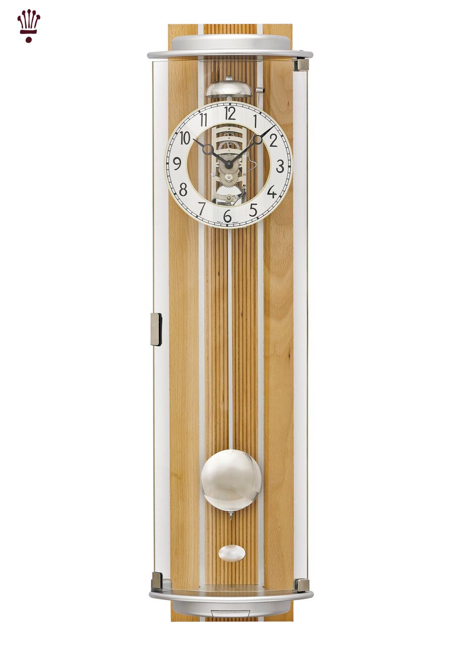 Billib Arbour Mechanical Wall Clock