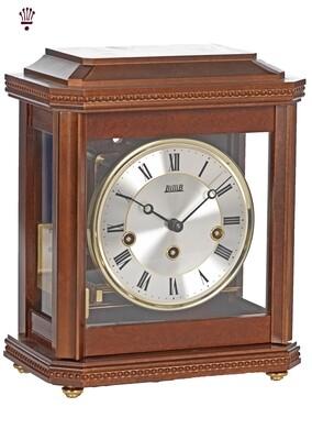 Billib Birchgrove Mantle Clock in Walnut Finish