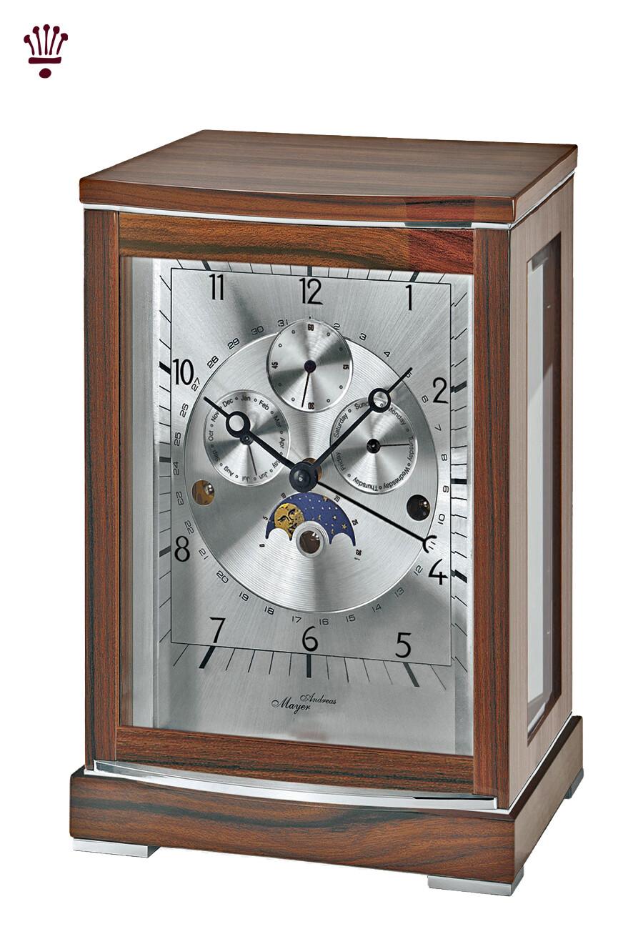 Billib Lloyd Mantel Clock in Walnut