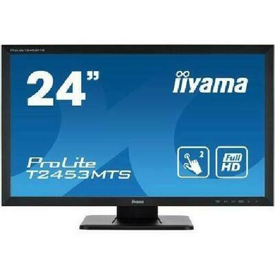 iiyama ProLite T2453MTS-B1 touch screen-monitor 59,9 cm (23.6