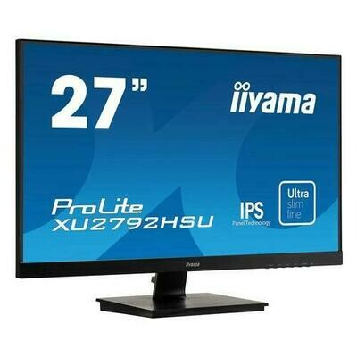 "iiyama ProLite XU2792HSU-B1 LED display 68,6 cm (27"")"