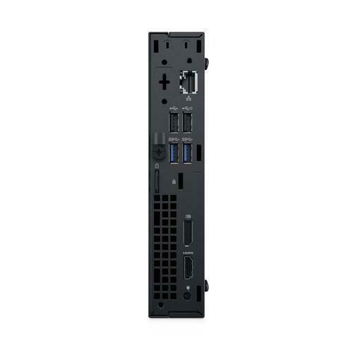 DELL OptiPlex 3070 Intel® 9de generatie Core™ i5 i5-9500T 4 GB DDR4-SDRAM 128 GB SSD
