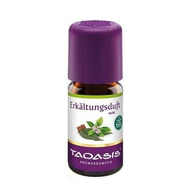 Natuurlijke olie bij verkoudheid mild 5ml