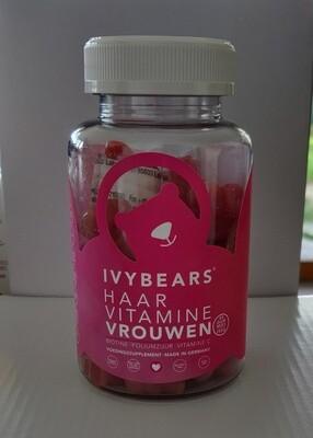 Ivy bears haar vitaminen 60st