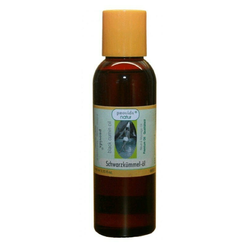 Pure Nigella Sativa olie (100ml)