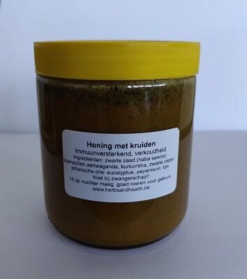 Honing met kruiden 500mg