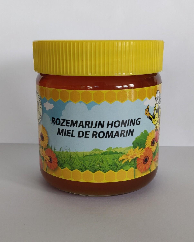 Natuurlijk rozemarijn honing 500gr vloeibaar