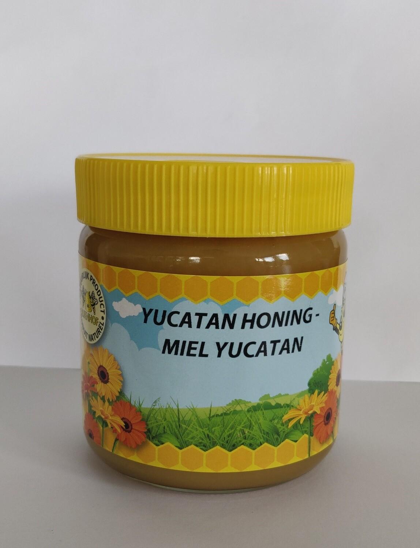 Natuurlijk Yucatan honing 500gr vast