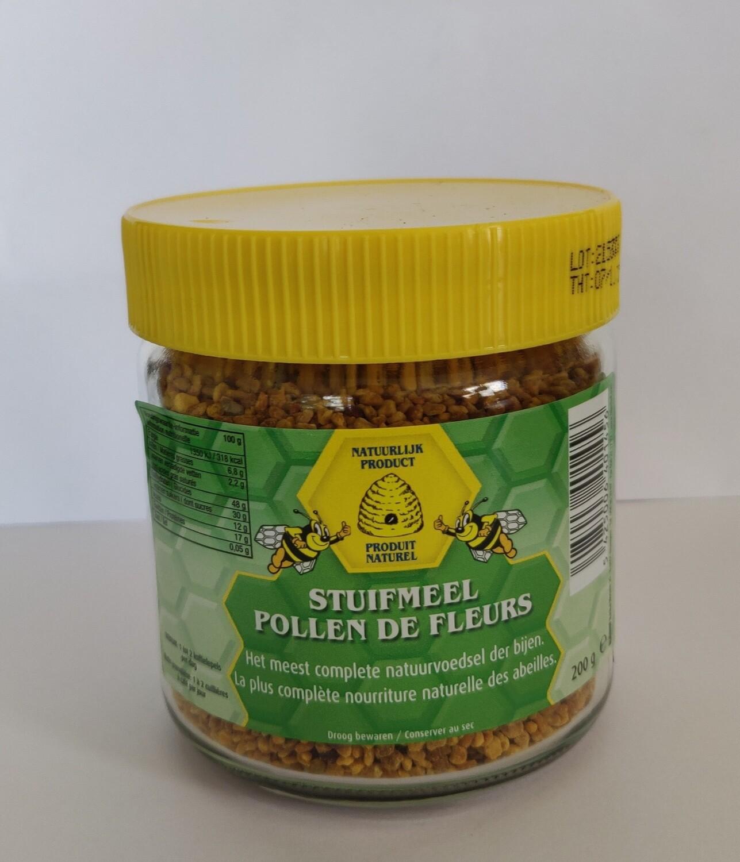 Stuifmeel (bijenpollen) 200gr