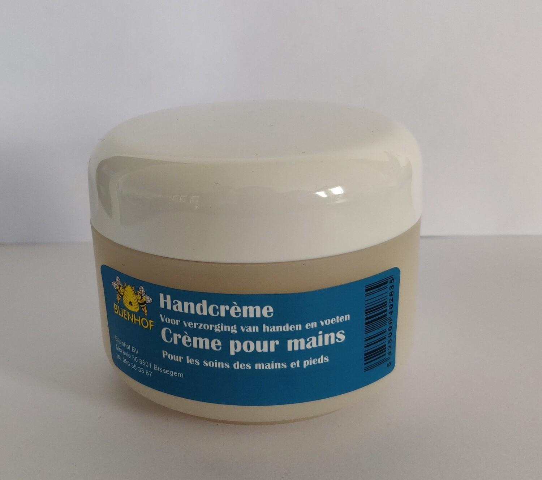 Hand en voetcreme  op basis honing 150ml