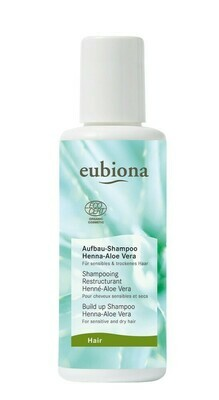 Opbouw shampoo droog & gevoelig haar Henna & Aloe vera 200ml