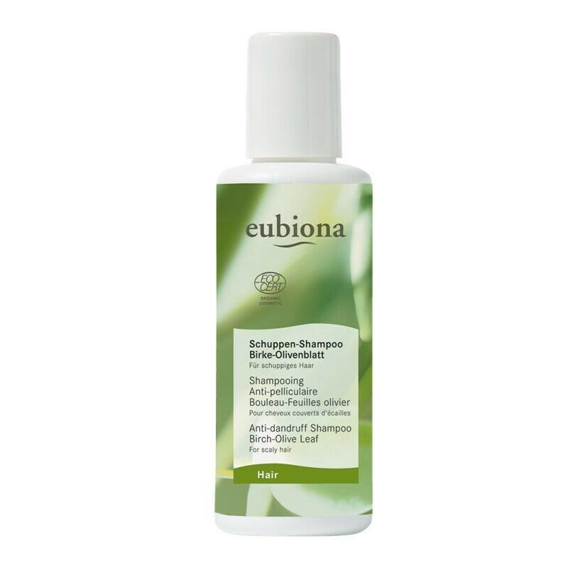 Anti-roos shampoo berken olijfblad 200ml