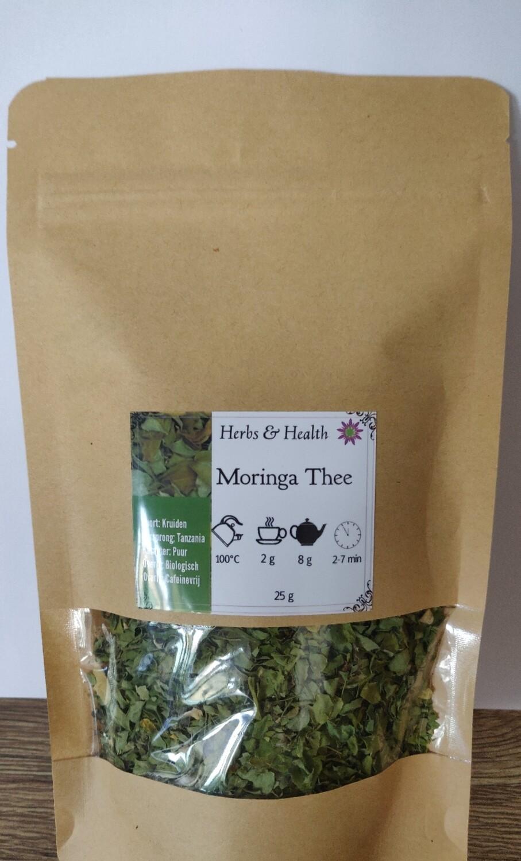 Bio moringa thee