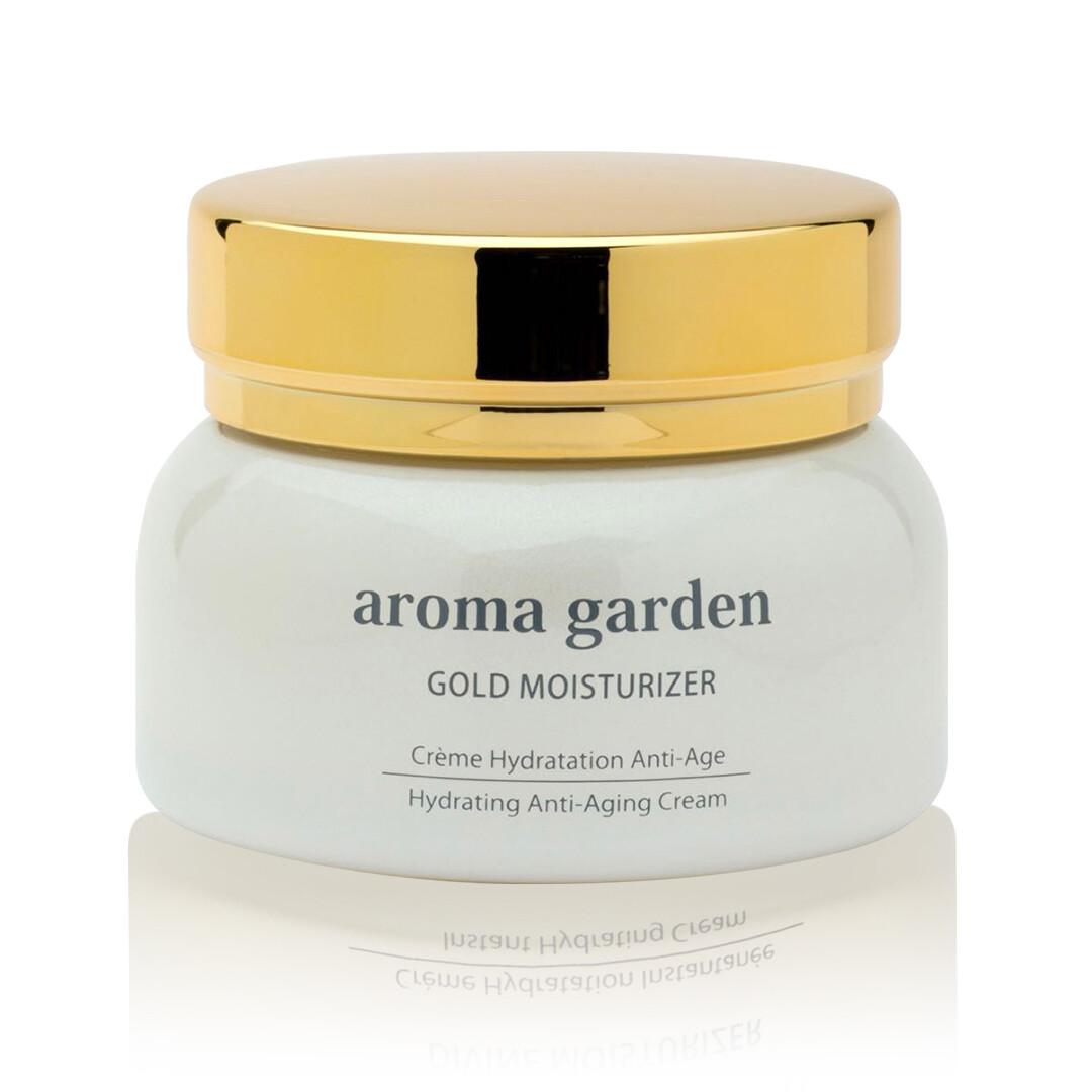 24k Gold Moisturizer - Anti-Aging Moisturizer