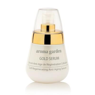 Gold Serum - Anti-Aging Serum met 80 voedingsstoffen & essentiële oliën