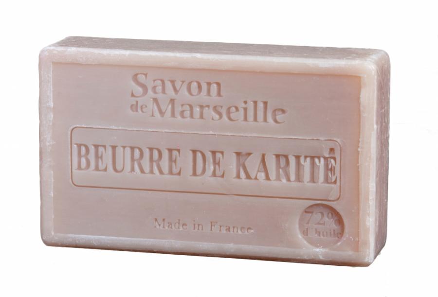 Savon de Marseille - Natuurlijke Shea boterzeep