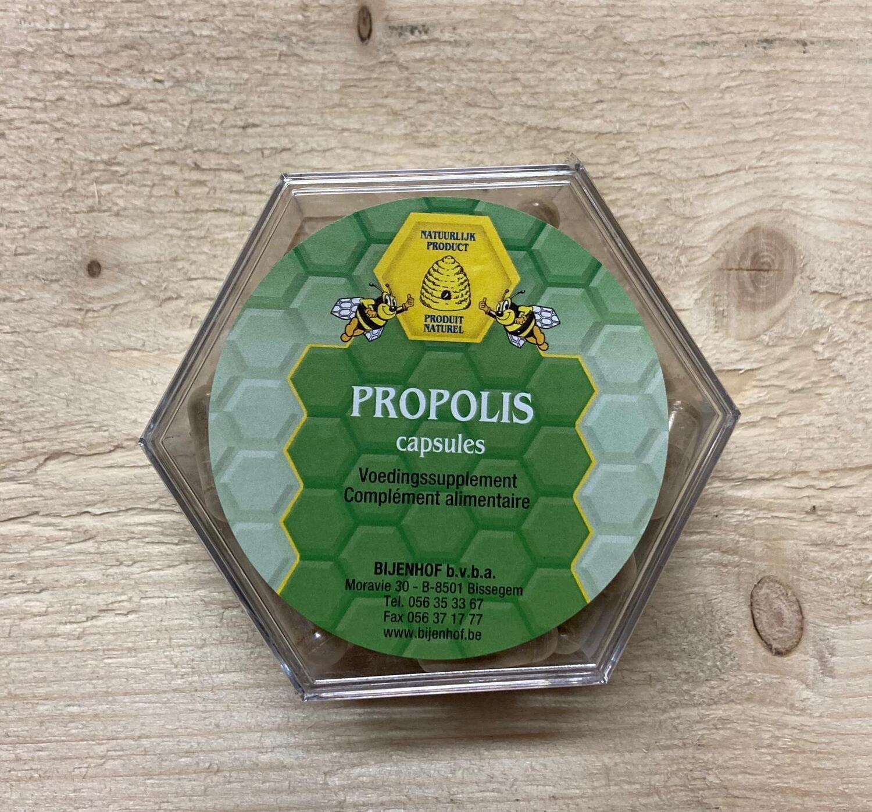 Propolis capsules - Bijenhof