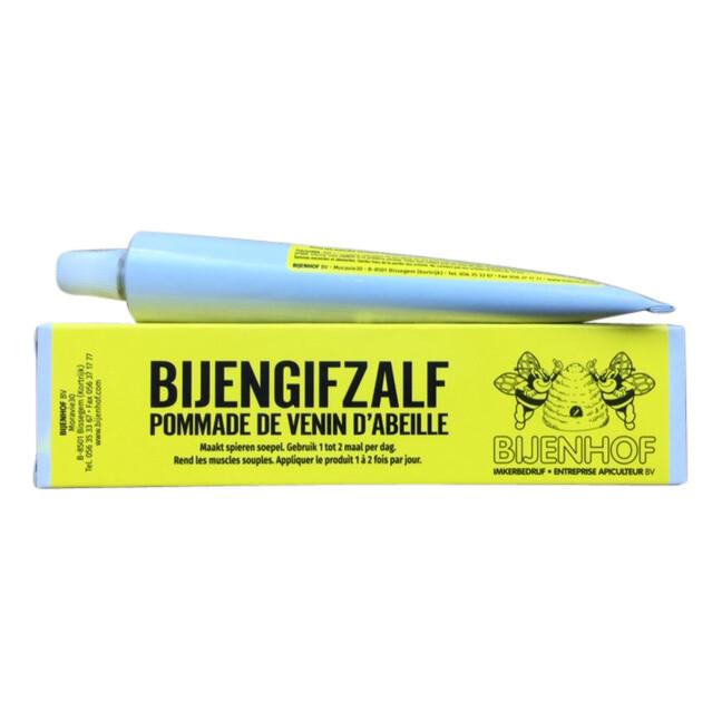 Bijengifzalf - Bijenhof