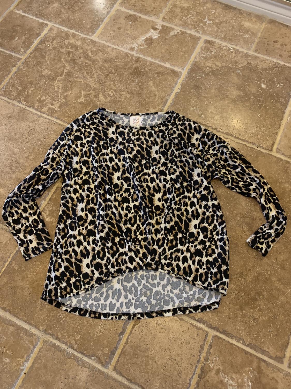Leopard Grace & Emma Top CC