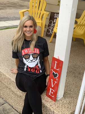 I Willie Love You Tshirt