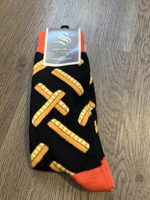 French Fries Men's Socks