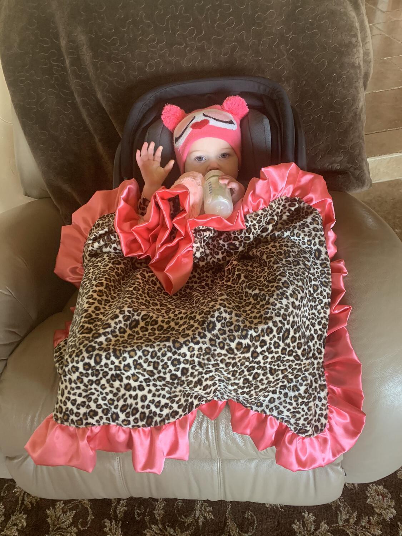 Rockin Royalty Baby Blanket