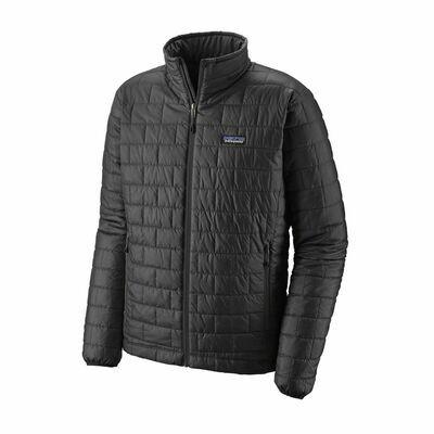 Patagonia Mens Nano Puff Jacket - Black