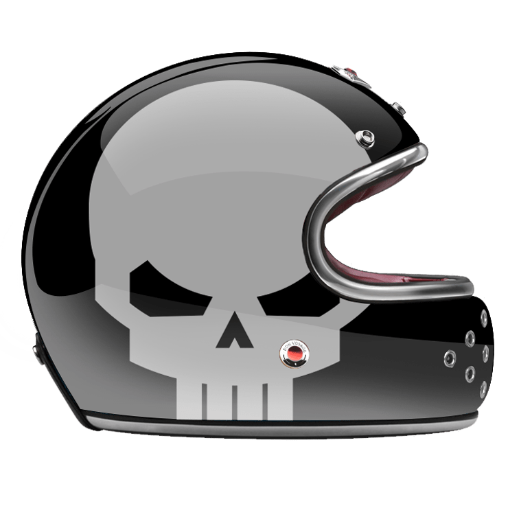 FULL FACE HELMET LE BOURRICHON