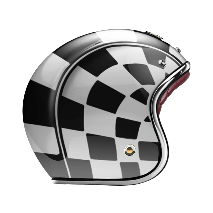 GUANG® - OPEN FACE HELMET TRIOMPHE