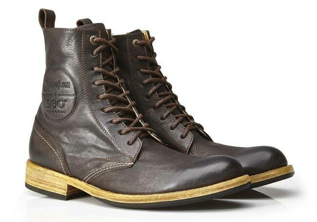 USHER BOOTS