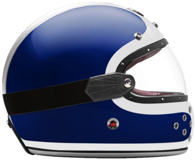 FULL FACE HELMET LOUP VISOR CLEAR
