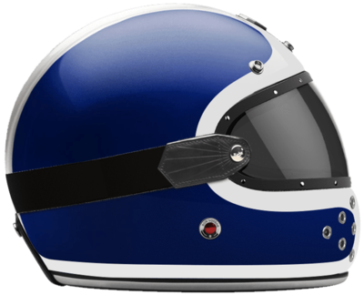 FULL FACE HELMET LOUP VISOR DARK