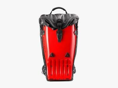 BOBLBEE DIABLO RED GTX 25 L HARDSHELL BAGPACK