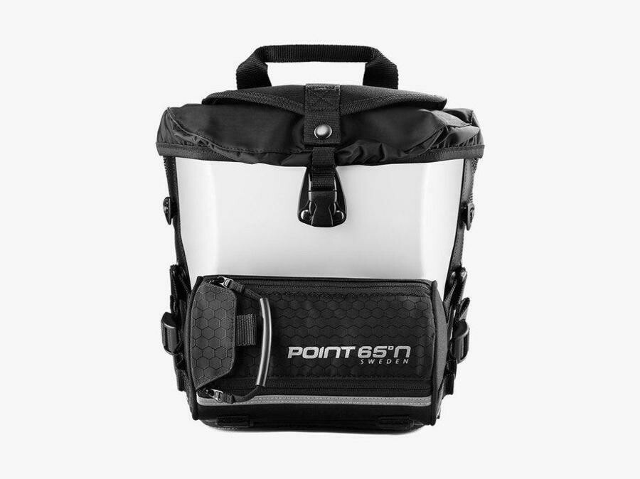 Point 65 Boblbee Cam 5L Hardshell Hip Bag - Igloo White