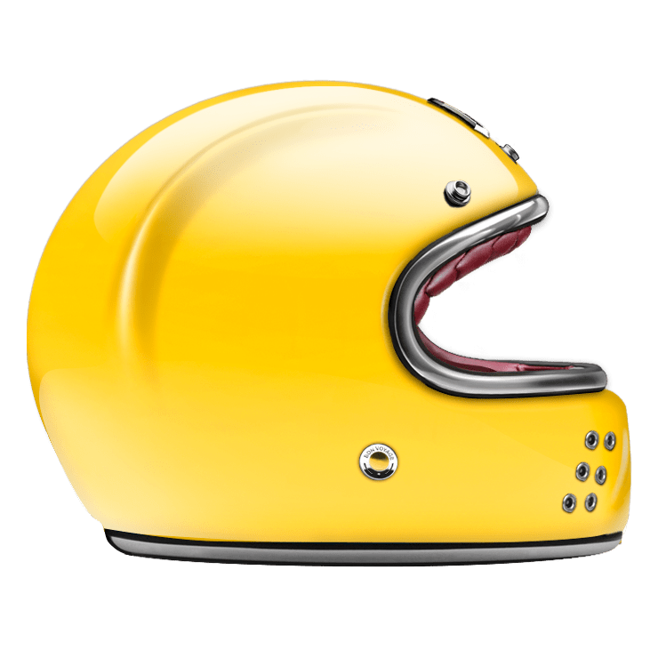 GUANG® - FULL FACE HELMET CITRON
