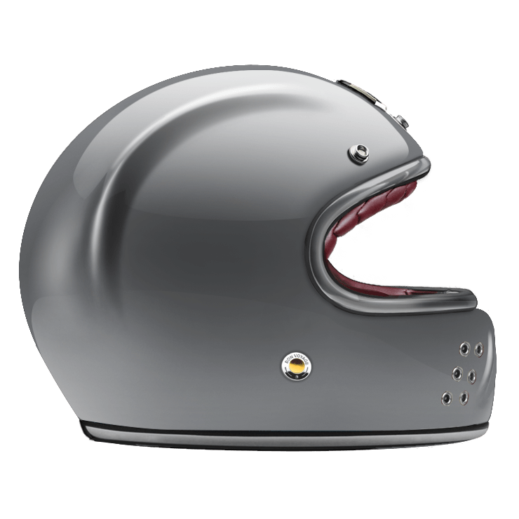GUANG® - FULL FACE HELMET GREY NARDO