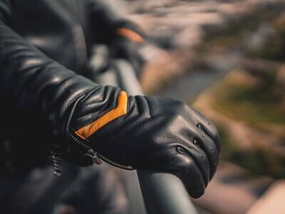 Guang Leather Gloves-Enantios