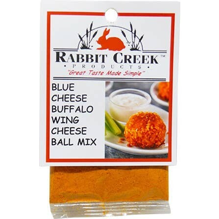 Blue Cheese & Buffalo Wing Sauce Cheese Ball Mix