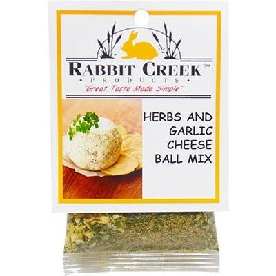 Herbs and Garlic Cheese Ball Mix