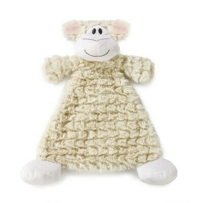 Langley Lamb Rattle Blankie
