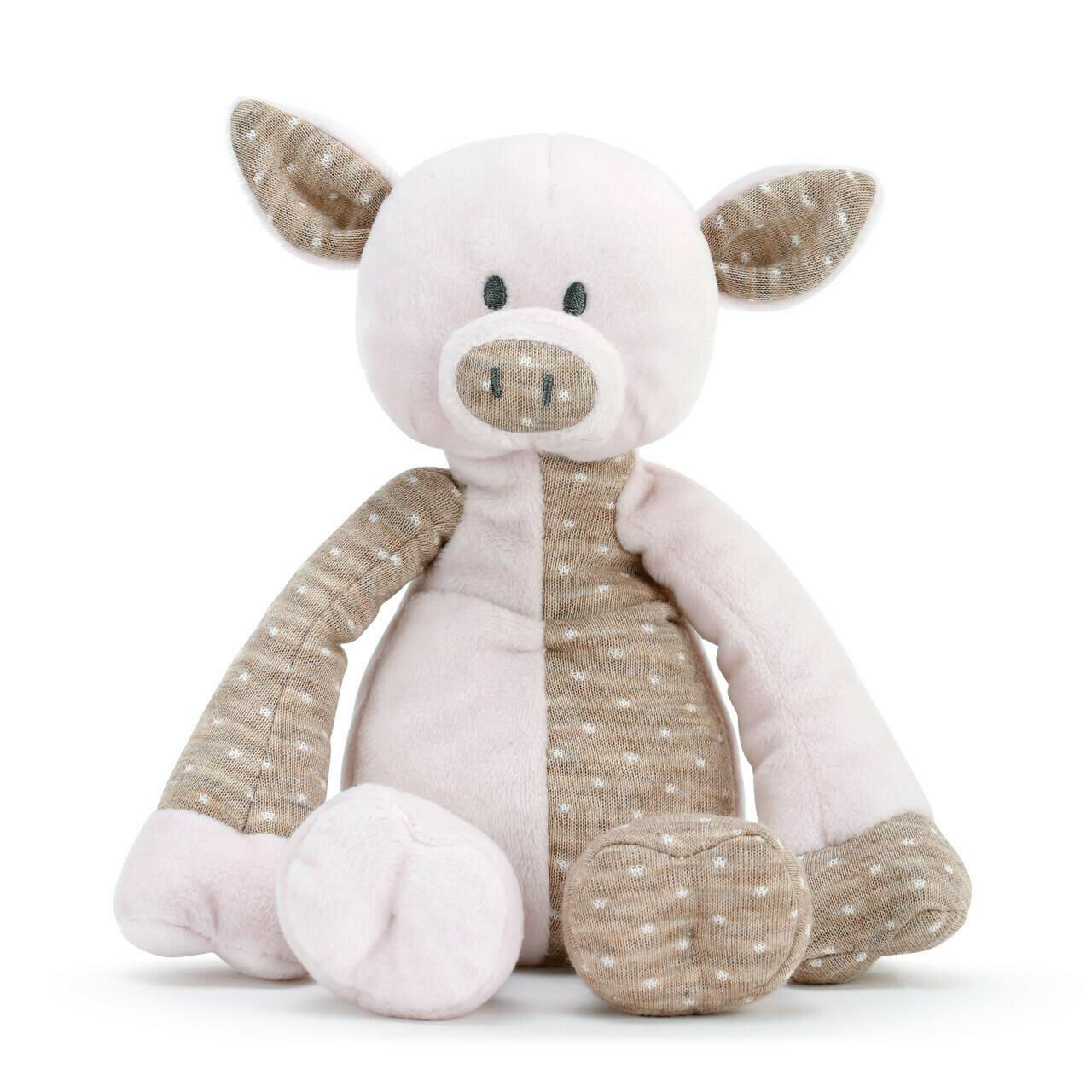 Barnyard Pig Rattle