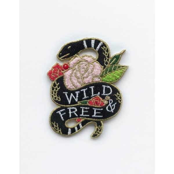Wild & Free Patch