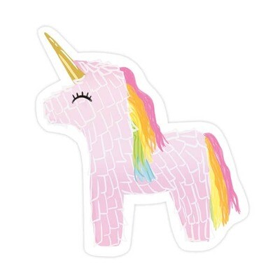 Unicorn Vinyl Sticker
