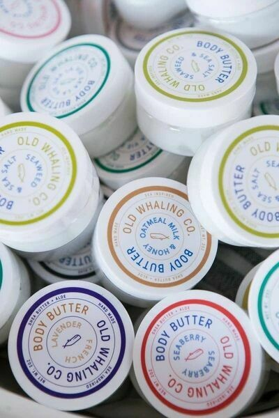 Old Whaling Company Small 2oz Butter