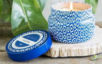 Capri Blue Travel Candle