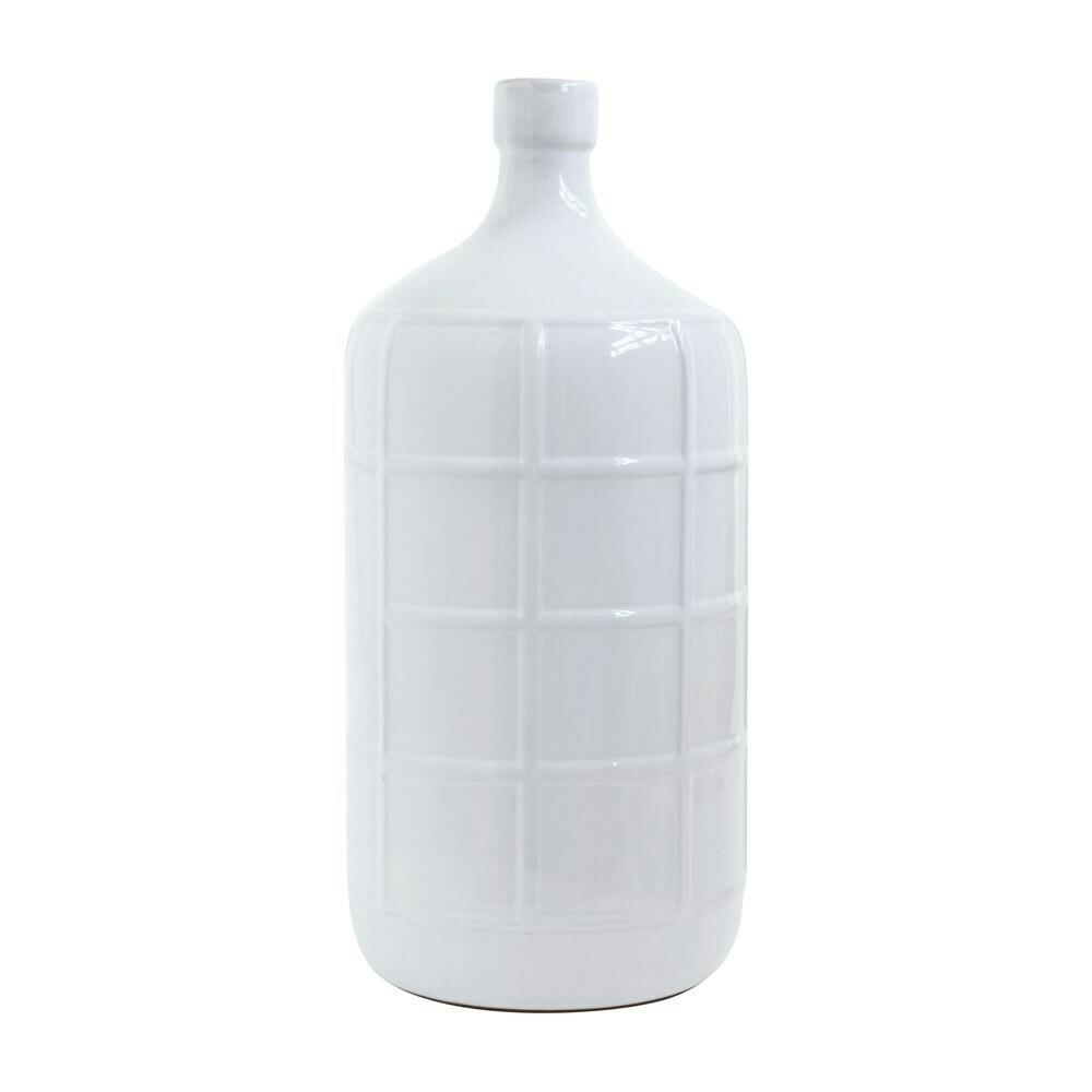 Large Ceramic Bottle Vase