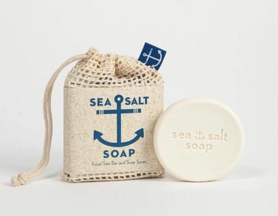 Sea Salt Travel Soap