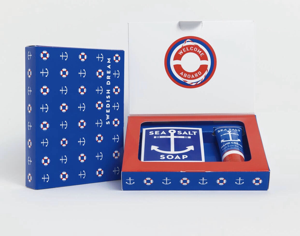 Sea Salt Gift Set