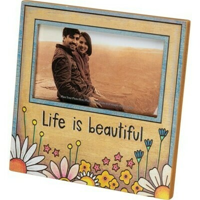 Life if Beautiful Frame